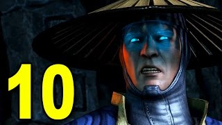 Mortal Kombat X - Chapter 10 - Raiden (Playstation 4 Gameplay)(Buy this game: http://amzn.to/1HzJVay Mortal Kombat X Playlist: http://bit.ly/1IRxOra Expand the description for more ▽ Check out my main channel: ..., 2015-04-26T00:00:00.000Z)