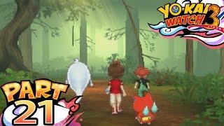 Yo-Kai Watch 3 Sushi and Tempura - Part 21 - The Great Outdoors