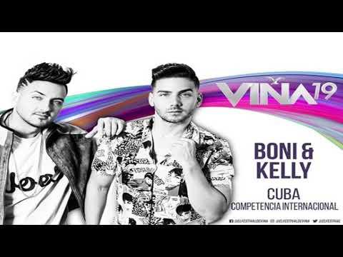 Un Pasito Por América - Boni & Kelly - Competencia Internacional Festival De Viña Del Mar 2019, Cuba