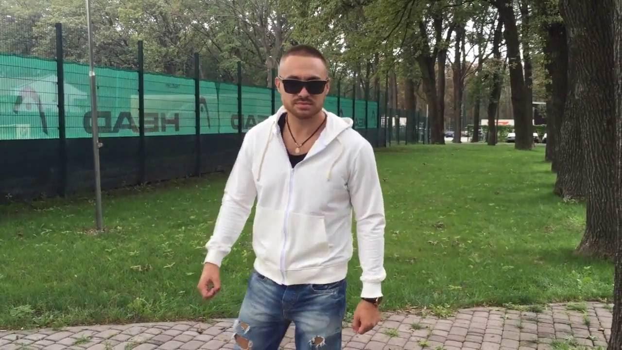 AlinaVjazet мужской пуловер спицами. Часть 1. Спинка - YouTube