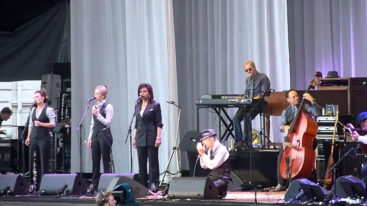 Download Leonard Cohen - Come Healing @ Gent 12-08-2012