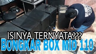 BOX MIDLE LA 110 | MINI LINE ARRAY