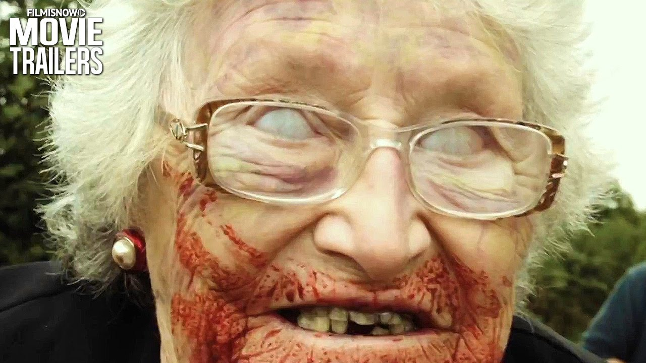 Granny Of The Dead Official Trailer For Zombie Horror Comedy Filmisnow Movie Trailers