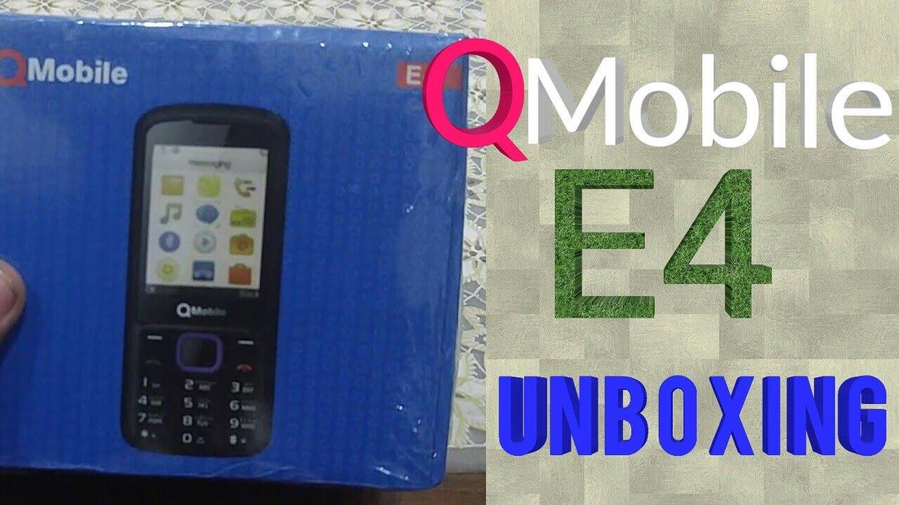Qmobile E4 – HD Wallpapers