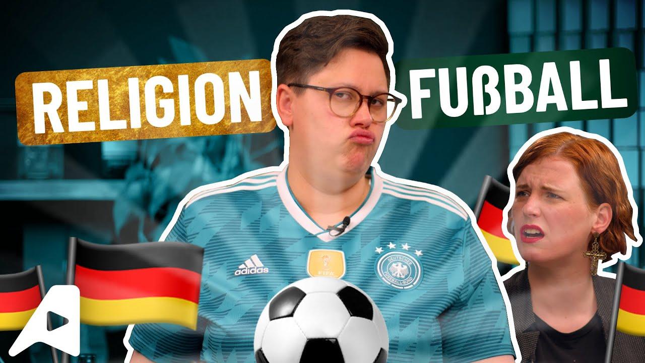 Ist Fußball eine Religion? EM-Gewinnspiel    Talk #19