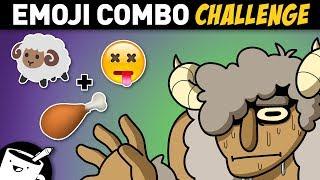 Emoji Combo Drawing Challenge