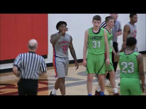Men's Basketball VS College of Lake County Game Highlights (02/28/19)