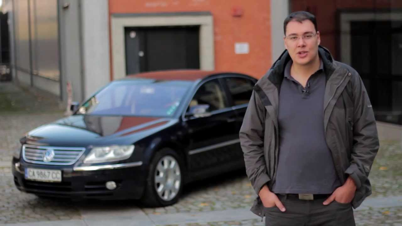 VW Phaeton V10 Grizzly Edition  YouTube