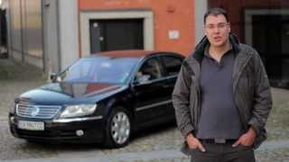 VW Phaeton V10 Grizzly Edition