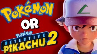 NEW Live Action Pokemon Movie But Is It Detective Pikachu 2??