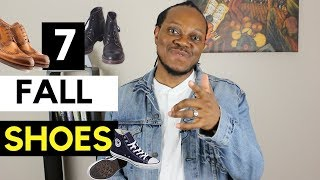 Men Fall Shoes 2018 | Shoes to Wear in The Fall