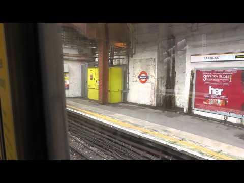 Download  Full Journey On The Circle Line S7 Stock From Edgware Road to Hammersmith Via High Street Kensington Gratis, download lagu terbaru