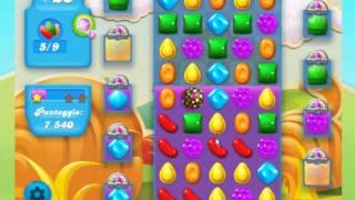 Candy Crush Soda Saga Level 156
