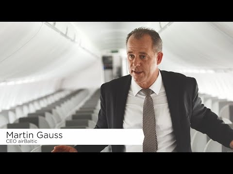 Interview with Martin Gauss, CEO of airBaltic