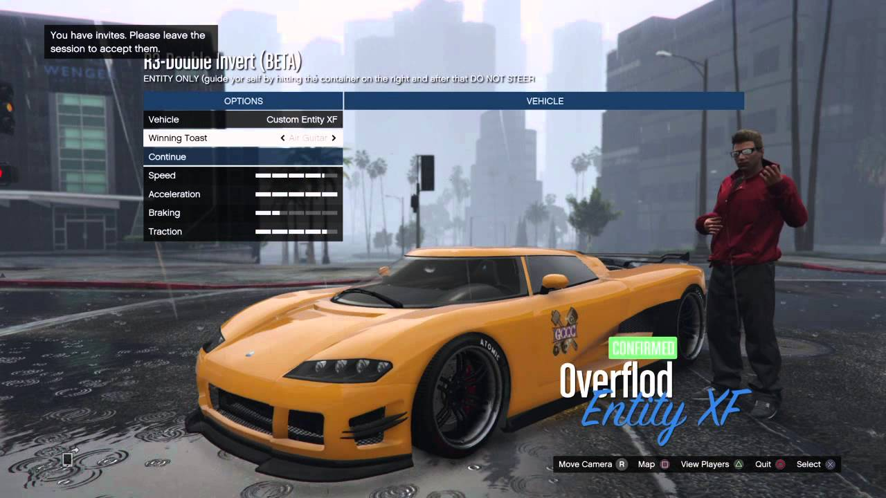 Invert color jpg online - Gta Online Creator Land Race R3 Double Invert Beta Ps4