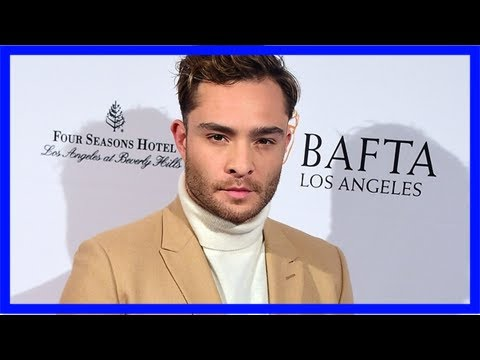 "Ed westwick says he's disheartened by ""two provably untrue"" claims of rape against him"