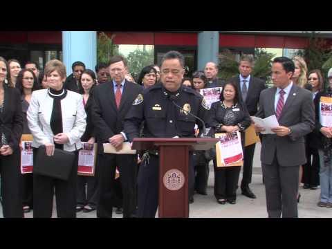 Stopping Human Trafficking in California