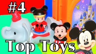 Toys Mickey Mouse Top 10 Toys Christmas Little People Disneyland