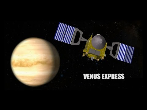 Venus Express - Orbiter Space Flight Simulator 2010