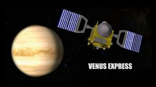 Venus Express - Orbiter Space Flight Simulator 2010