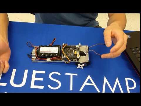 Mario R- Milestone 1 Voice Controlled Robot