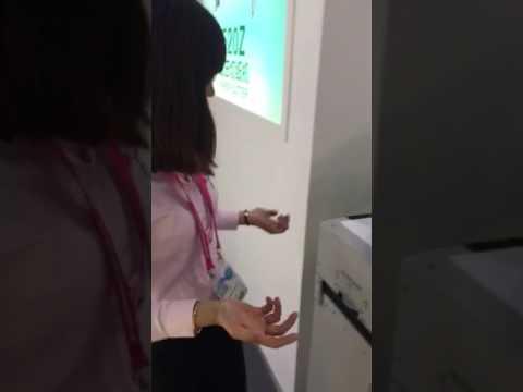 Automatic feeding cover book glue binding machine