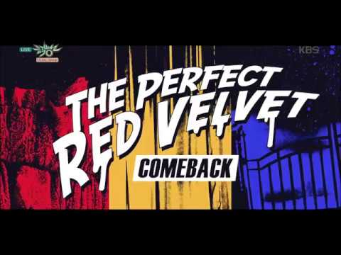 RED VELVET - Bad Boy(레드벨벳 - 배드 보이),[Stage Mix/Six Stages]