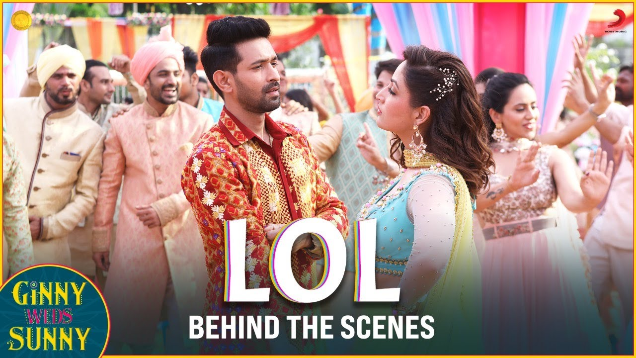 LOL - Behind the scenes | Ginny Weds Sunny | Yami & Vikrant | Payal Dev