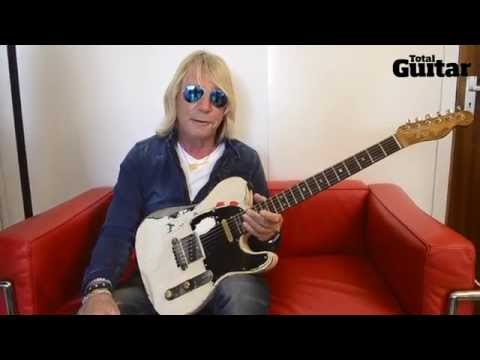 Onstage Nightmares interview with Status Quo's Rick Parfitt and Francis Rossi
