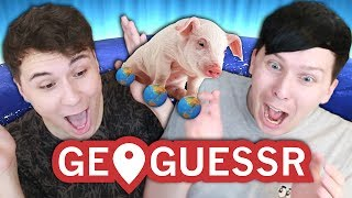 HELP WE ARE SO LOST 🌎🤔 - Dan vs. Phil: GeoGuessr Free HD Video