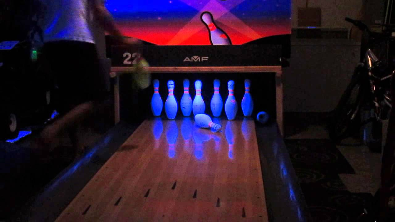 Homemade bowling lane youtube solutioingenieria Images