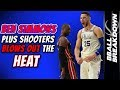 BEN SIMMONS Plus Shooters Blows Out The HEAT: Game 1