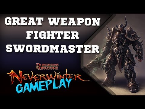 Neverwinter(pt-BR) | Great Weapon Fighter (Mod 12B) – Gameplay comentado