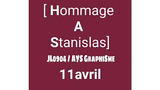 Jules Lens Cazza_H.A S_(Hommage À  Stanislas) 11 Avril  [ce ci n'est pas un song]