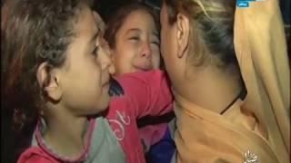 صبايا الخير   مواجهة في منتهى القسوة بين أم و أطفالها أمام الكاميرات بعد تركها لهم بالشارع