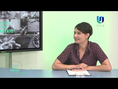 TeleU: Iosif Marincu la Drumul spre Sănătate