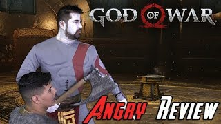 God of War Angry Review (Video Game Video Review)