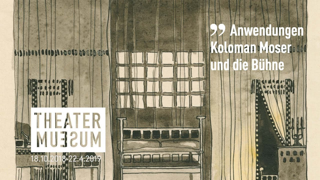 applications koloman moser and the stage teaser