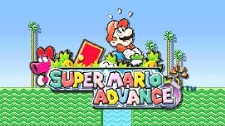 Super Mario Advance (Mario 2) - Game boy Advance - No Commentary
