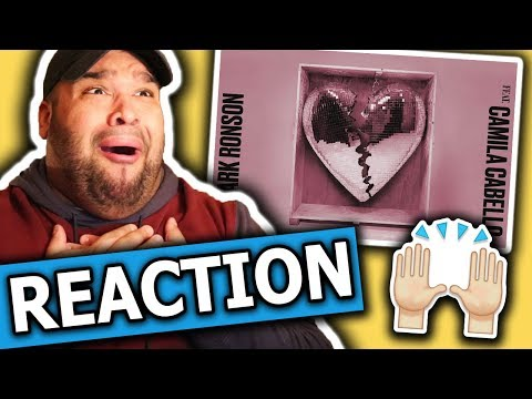 Mark Ronson Ft. Camila Cabello - Find U Again [REACTION]