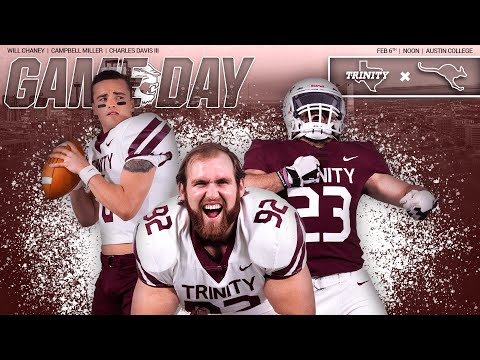 Football - Trinity University vs Austin College