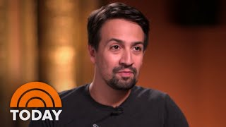 Lin-Manuel Miranda Full Interview With Savannah Guthrie | TODAY