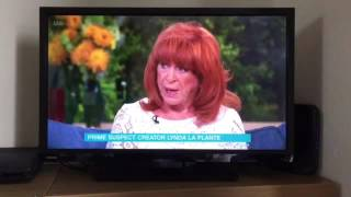 lynda la plante says blowjob on this morning with phillip schofield and holly willoughby