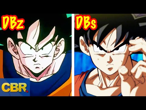 15 Things Dragon Ball Super Does Better Than DBZ