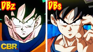 Why Dragon Ball Super Is Better Than Dragon Ball Z