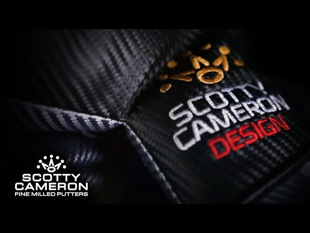Video: 2017 Scotty Cameron Futura Headcover