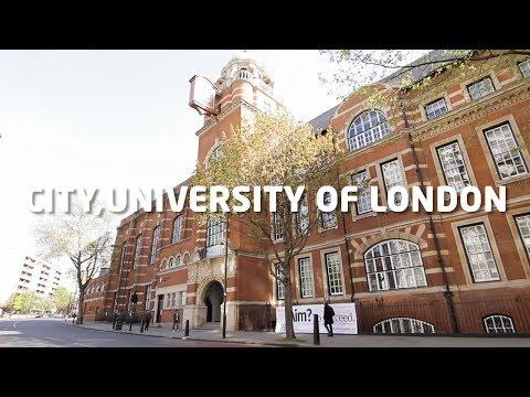 City, University London: City, Campus, Centre