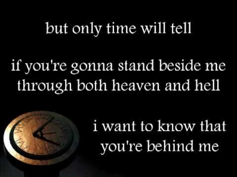 Nelson - Only Time Will Tell + Lyrics