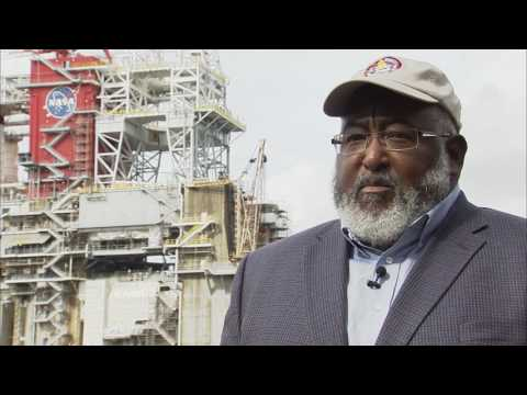 2017 NASA African American History Month Profile – Clifton T. Arnold, Jr , Stennis Space Center