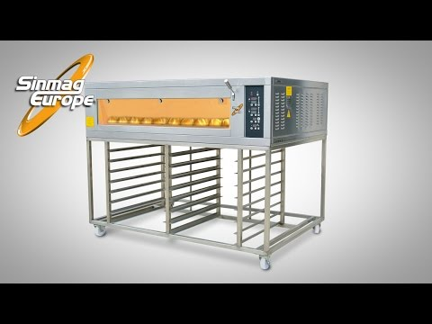 Deck Oven   Bakery Machines And Equipment   SE-941F   SE-921F